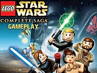 Lego Star Wars Complete Saga Gameplay stream