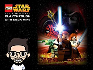 Lego Star Wars The Video Game Playthrough With Mega Mike stream