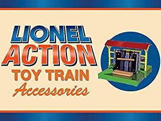 Film Lionel Action Toy Train Accessories Stream