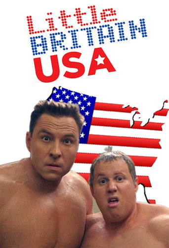 Little Britain USA stream