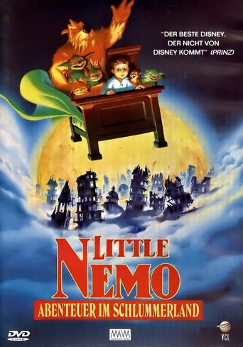 Little Nemo - Abenteuer in Schlummerland stream