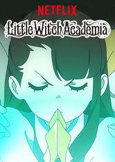 Little Witch Academia stream