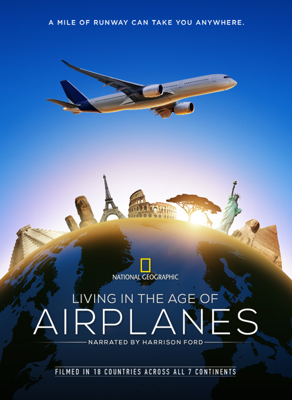 Living In The Age Of Airplanes stream