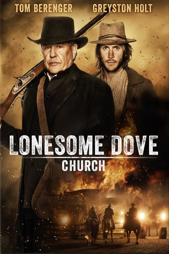 Lonesome Dove Church Stream
