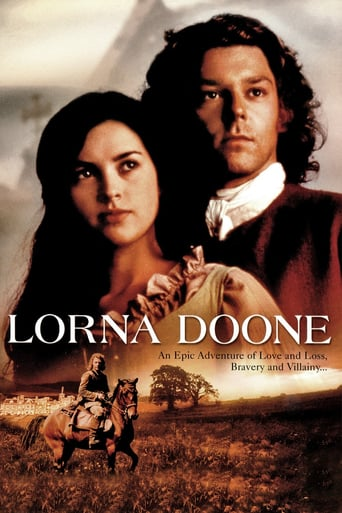 Lorna Doone Stream