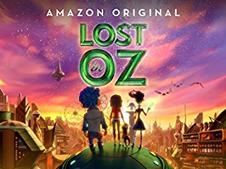 Lost in Oz stream