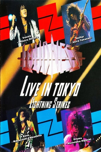 Loudness: Live In Tokyo Stream