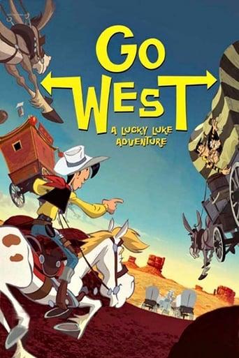 Lucky Luke - Go West stream