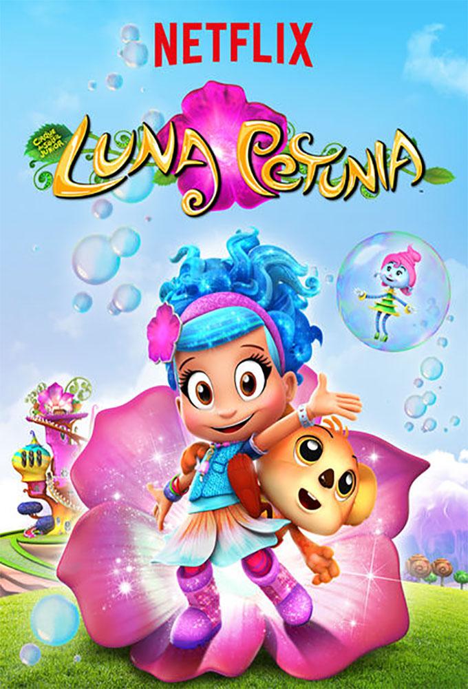 Luna Petunia stream