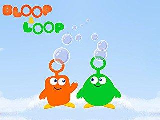 Lustige Blasen mit Bloop und Loop stream
