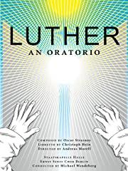 Luther - An Oratorio | Oscar Strasnoy | Georg Friedrich Händel Halle: Michael Wendeberg stream