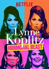 Lynne Koplitz: Hormonal Beast stream
