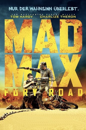 Mad Max: Fury Road - stream
