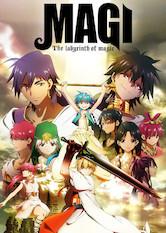 Magi: The Labyrinth of Magic Stream