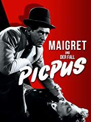 Maigret und der Fall Picpus Stream