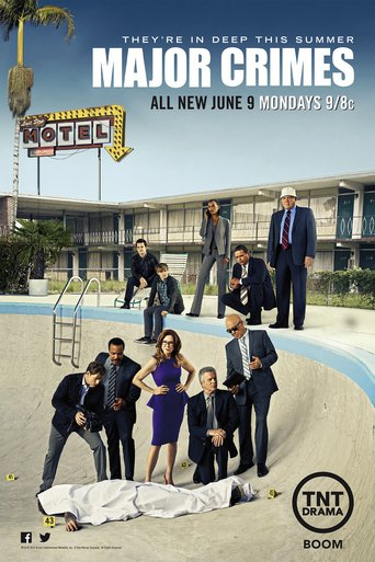 Major Crimes - stream