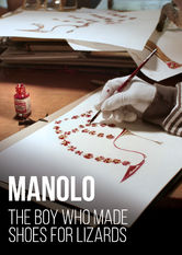 Manolo: The Boy Who Made Shoes for Lizards stream