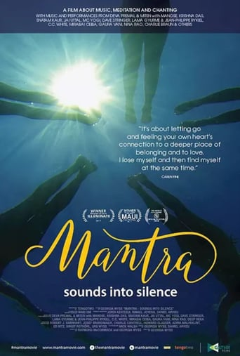 Mantra: Sounds into Silence stream