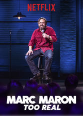 Marc Maron: Too Real stream