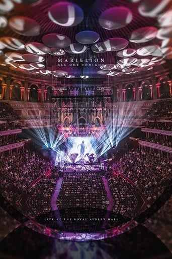 Marillion: All One Tonight (Live At The Royal Albert Hall) Stream