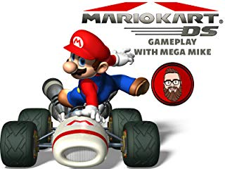 Mario Kart DS Gameplay With Mega Mike stream