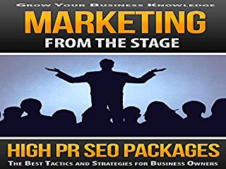 Marketing From The Stage stream