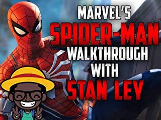Marvel's Spider-Man Walkthrough With Stan Ley Stream