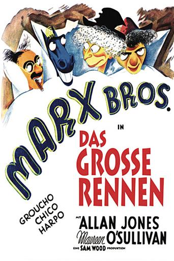 Marx Brothers - Das große Rennen stream