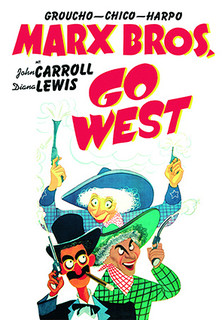 Marx Brothers: Go West stream