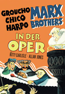 Marx Brothers: In der Oper stream