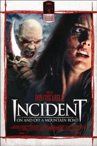 Masters of Horror - Incident stream