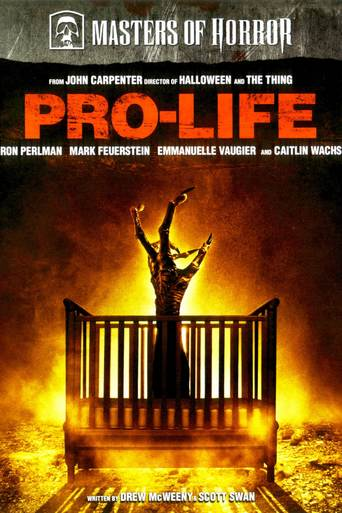 Masters of Horror - Pro-Life stream