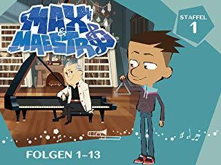 Max & Maestro Stream