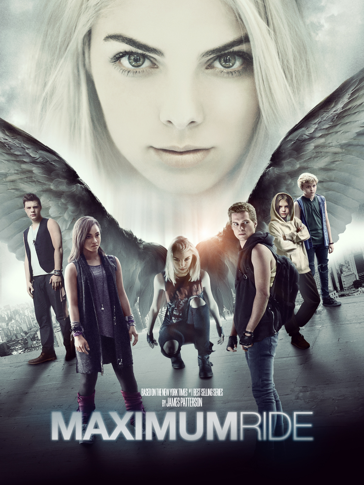 Maximum Ride: Experiment Engel stream