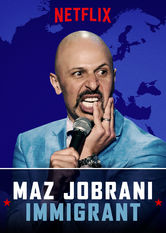 Maz Jobrani: Immigrant stream