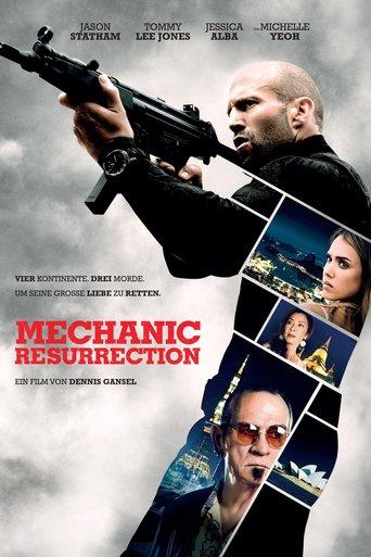 Mechanic: Resurrection stream