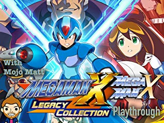 Mega Man X Legacy Collection Mega Man X Playthrough With Mojo Matt stream