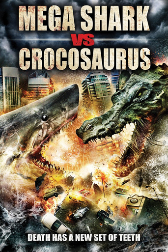 Mega Shark vs Crocosaurus - stream