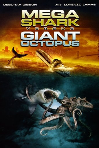 Mega Shark vs. Giant Octopus stream