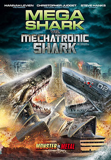 Mega Shark vs. Mechatronic Shark stream