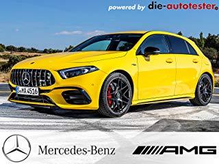 Mercedes und AMG Fahrzeuge und Neuheiten stream