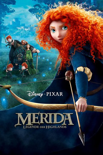 Merida - Legende der Highlands stream