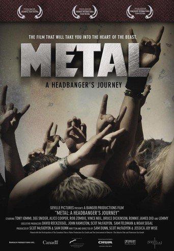 Metal - A Headbanger's Journey stream