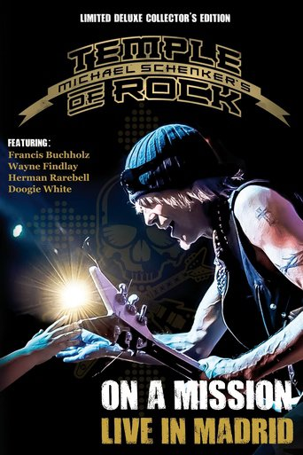 Michael Schenkers Temple Of Rock - On A Mission - Live In Madrid stream