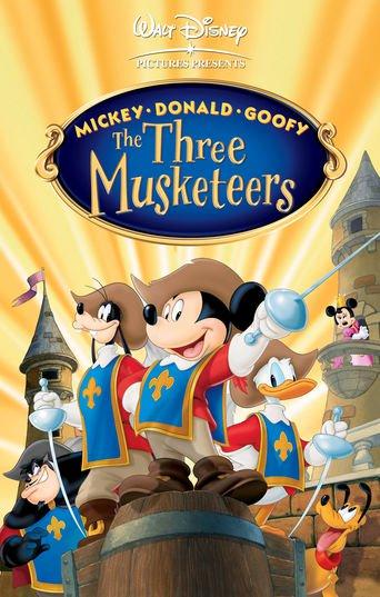 """Mickey's """"Die drei Musketiere"""" stream"""