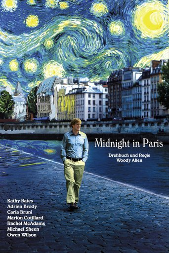 Midnight in Paris stream