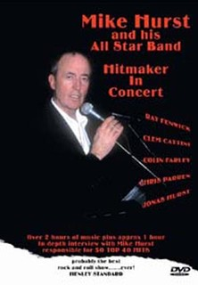 Mike Hurst And His All-Star Band - stream