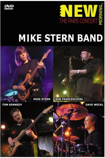 Mike Stern Band - The Paris Concert stream