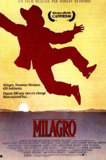 Milagro - Der Krieg im Bohnenfeld stream