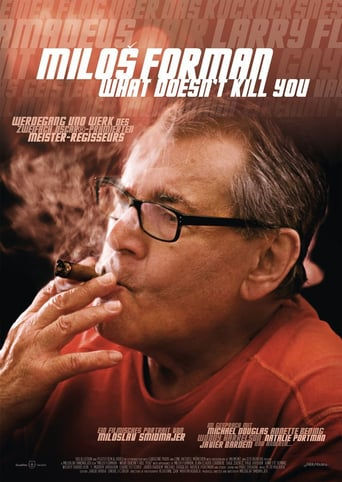 Milos Forman - What Doesn't Kill You Stream